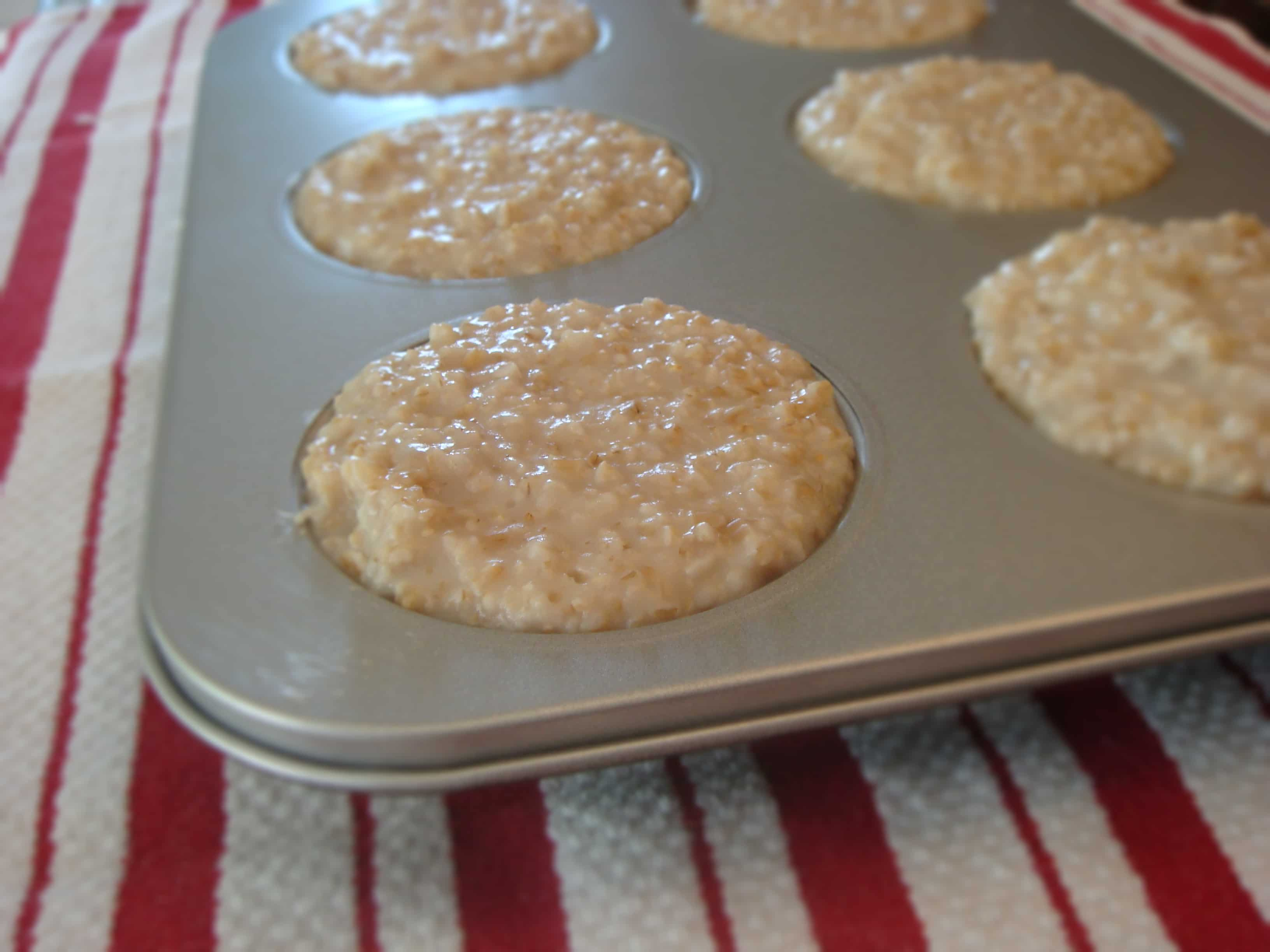 Tuesday's Tip: Frozen Single Serve Steel Cut Oatmeal