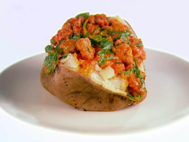 Tuesday's Tip: A Better Baked Potato