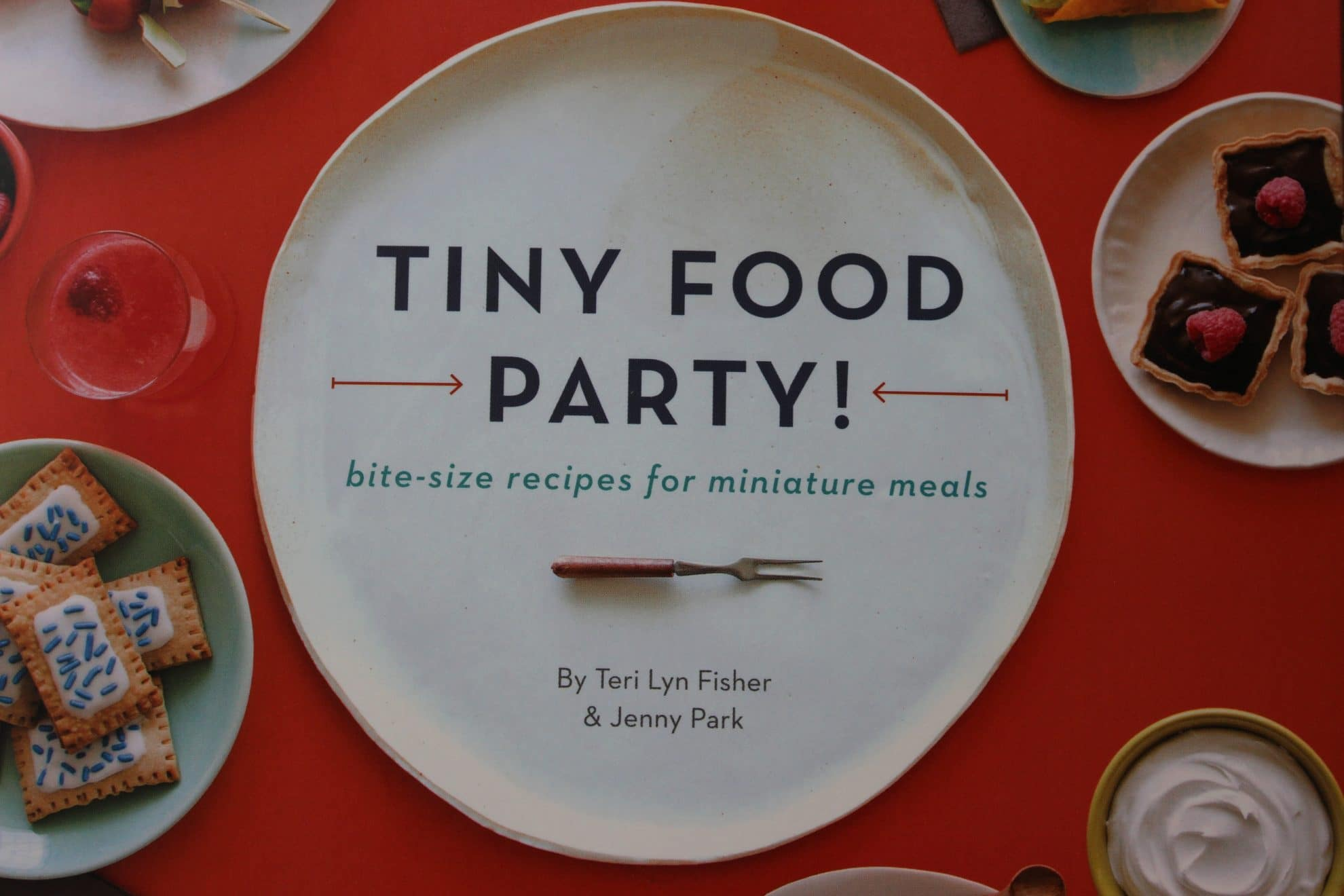Tiny Food Party Cover