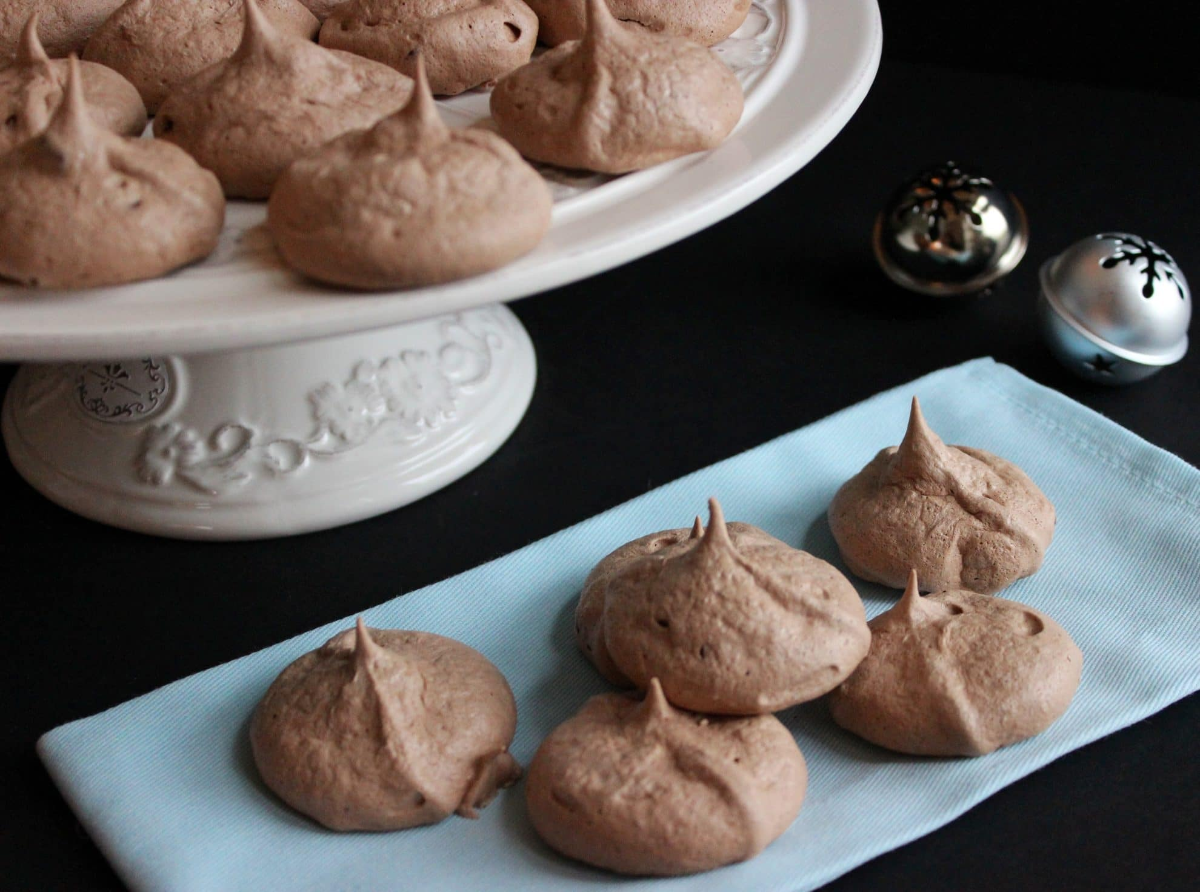 The Twelve Days of Cookies - Cinnamon Double Chocolate ...