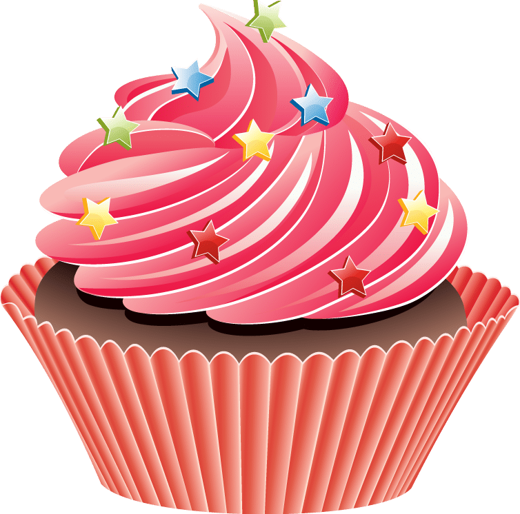 Cupcake-with-sprinkles