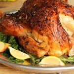Citrus and Herb Butter Roast Turkey