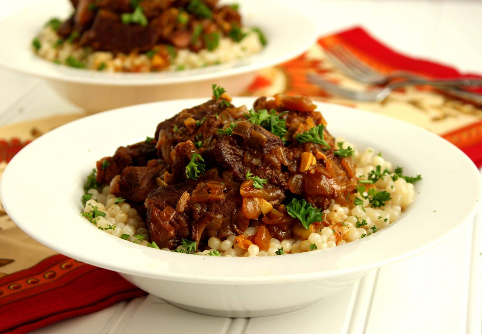 Slow Cooker Thai Red Curry Beef - The Suburban Soapbox