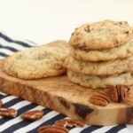 White Chocolate Toasted Pecan Cookies - The Suburban Soapbox