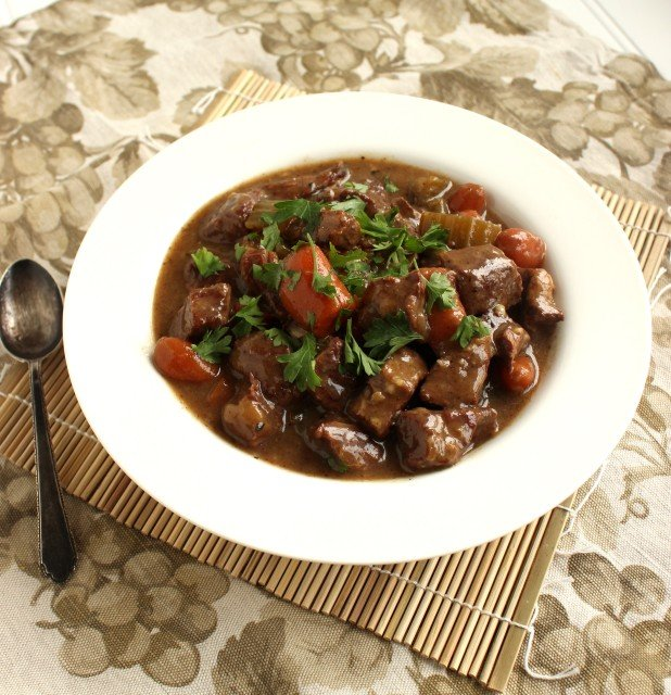 Slow Cooker Beef and Ale Stew