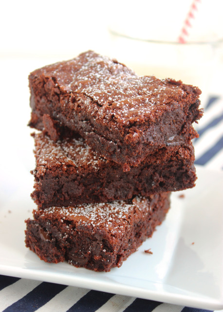 Ad Hoc's Brownies | The Suburban Soapbox