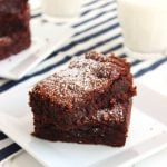 Chocolate Brownies 5