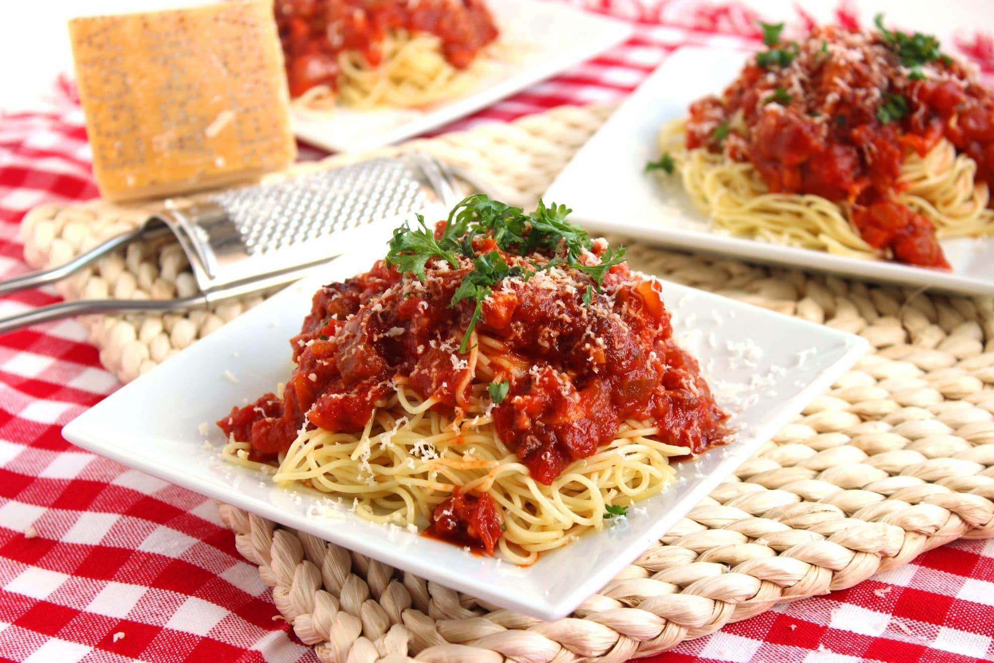 Clam red sauce pasta recipes