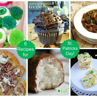 St Patrick's Day Recipes | The Suburban Soapbox