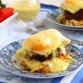 Steakhouse Eggs Benedict | The Suburban Soapbox