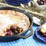 Cherry Almond Clafouti 3