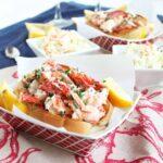 Classic Lobster Rolls 6