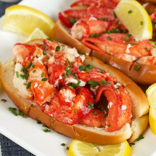 Easy Classic Lobster Rolls // Video