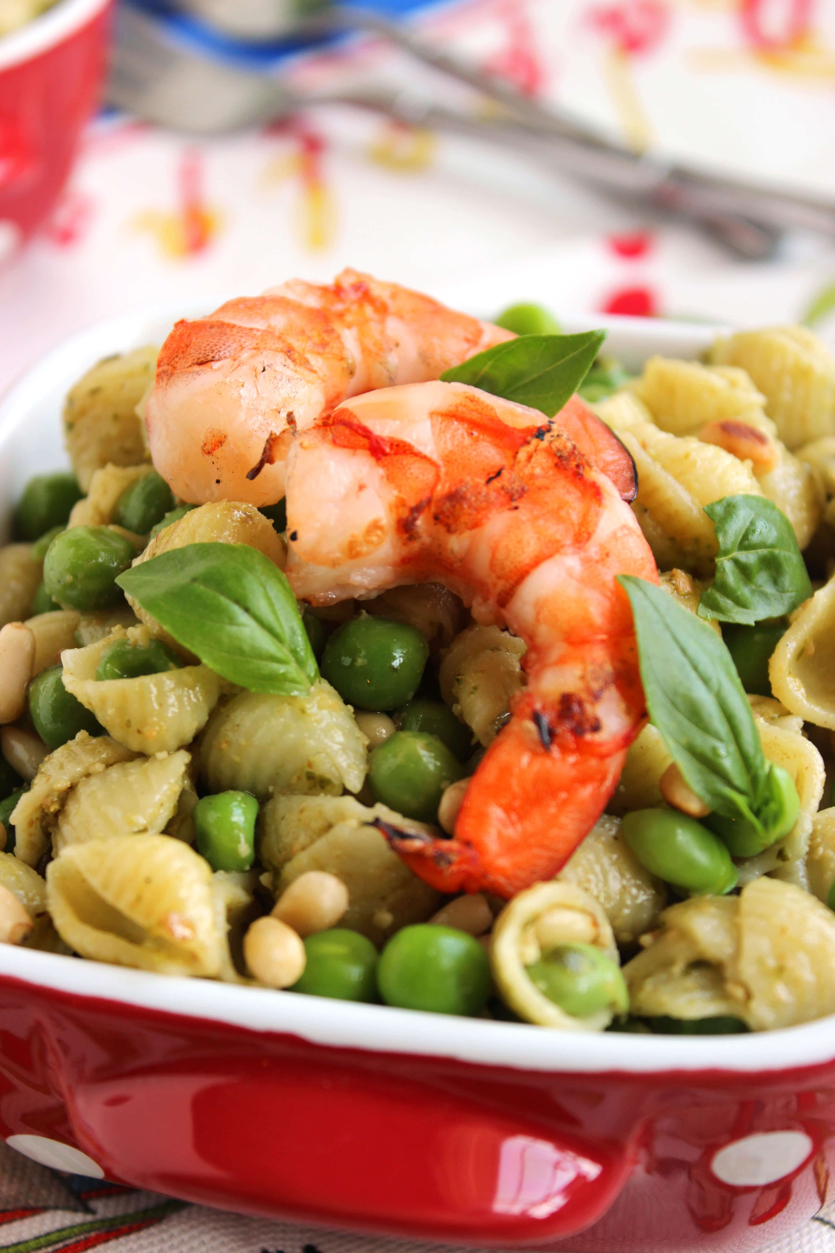 100 Ina Garten Shrimp Linguine 5 Fresh Pasta Dishes Showcasing Spring Peas Fn Dish Behind
