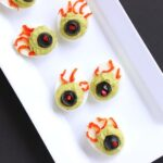 Green Eyed Monster Deviled Eggs | The Suburban Soapbox