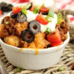 Loaded Taco Tater Tots 7