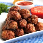 The Best Meatballs and Stove Top Marinara EVER | The Suburban Soapbox