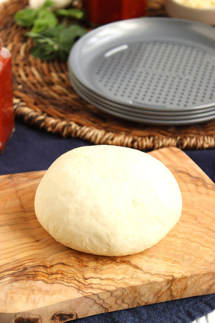 No Fail Pizza Dough | The Suburban Soapbox