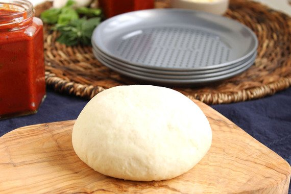 Pizza Dough 5No Fail Pizza Dough | The Suburban Soapbox