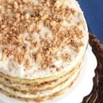 Apple Pie Layer Cake | The Suburban Soapbox