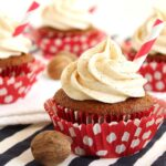 Gingerbread Latte Cupcakes 2