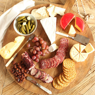 Create the Ultimate Cheese Board on a Budget