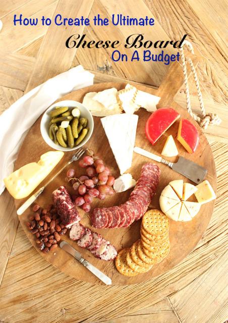 The Ultimate Cheese Board | The Suburban Soapbox