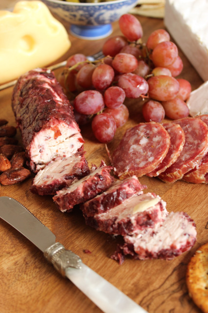 Cranberry Goat Cheese