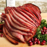 Cranberry Glazed Ham 5