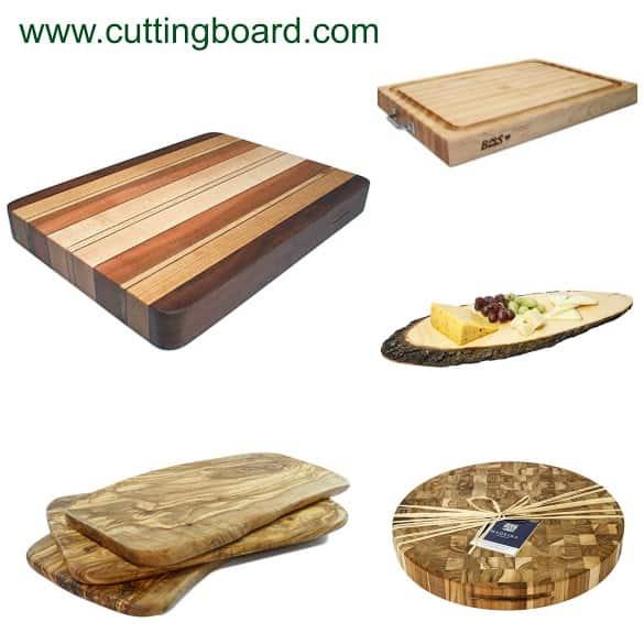 Cutting Board Collage