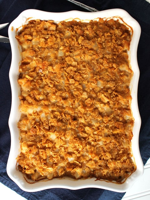 Homemade Hash Brown Casserole | The Suburban Soapbox