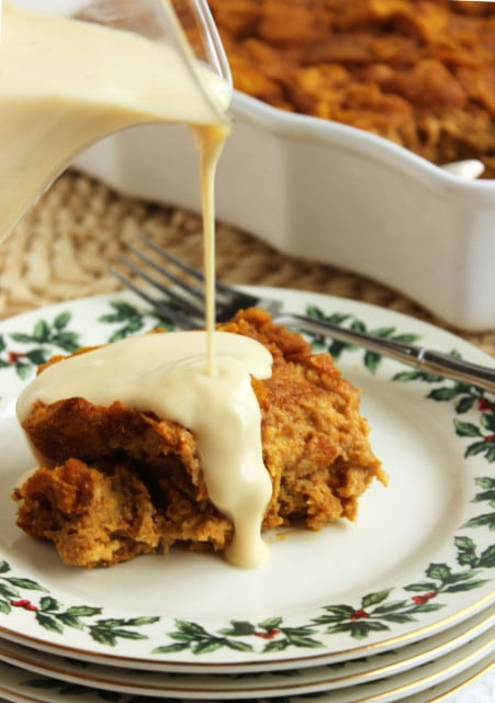 sauce bourbon vanilla sauce bourbon pumpkin bread pudding with bourbon ...