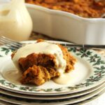 Pumpkin Bread Pudding 8