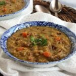 Slow Cooker Split Pea Soup 4