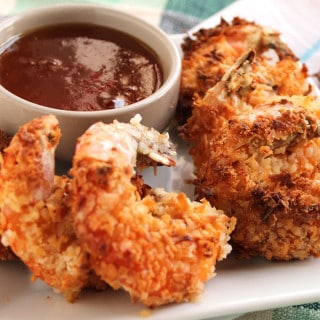 Coconut Shrimp with Spicy Marmalade Sauce