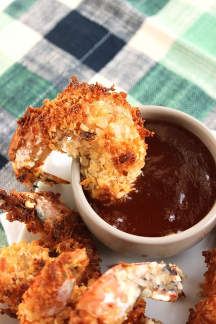 Coconut Shrimp with Spicy Marmalade Dipping Sauce | The Suburban Soapbox