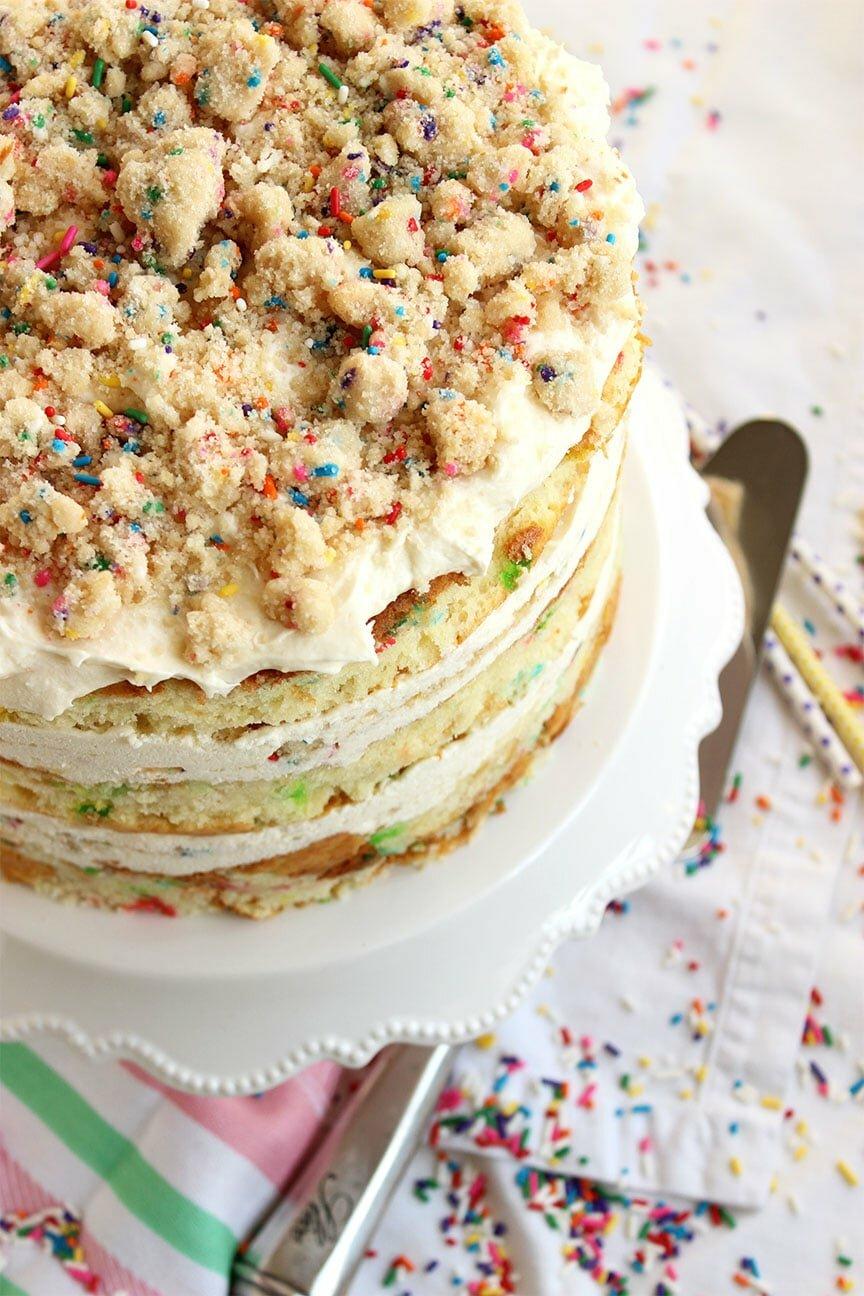 Copycat Milkbar Birthday Cake