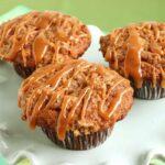 Caramel Crunch Banana Muffins 5
