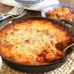 Baked Gnocchi Bolognese 4