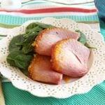 Mango Ginger Glazed Ham 3