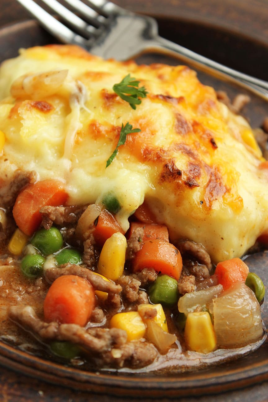 Shepherd S Pie With Alehouse Cheddar Mashed Potatoes The Watermelon Wallpaper Rainbow Find Free HD for Desktop [freshlhys.tk]