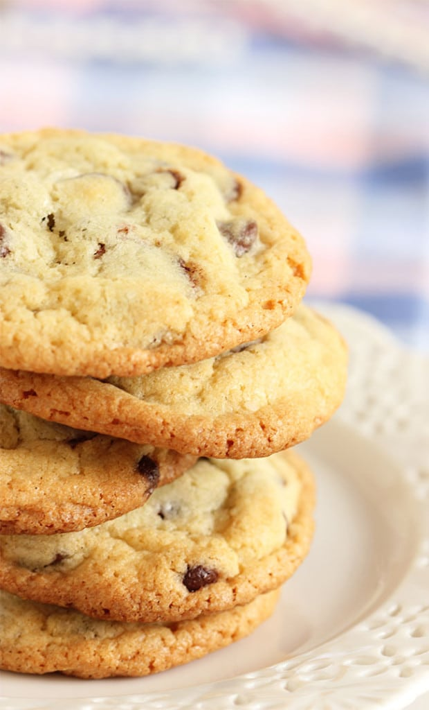 The Very Best Chocolate Chip Cookies   The Suburban Soapbox #chocolatechipcookies #baking