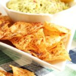 Cumin Dusted Tortilla Chips
