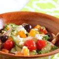 Greek Cucumber Salad 3
