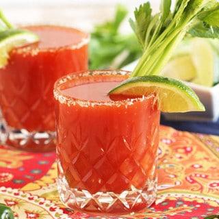 Bloody Margarita #BrunchWeek