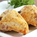 Simple Roasted Chicken Breasts 2