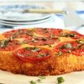 Tomato Upside Down Cornbread