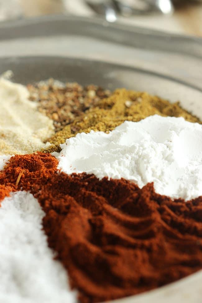 Fajita Seasoning Mix | The Suburban Soapbox #fajita