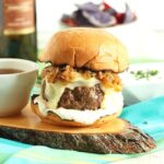 French Dip Burger 2