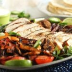 Grilled Chicken Fajitas 2